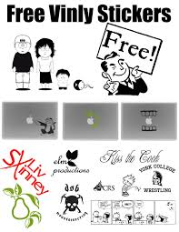 nndustrie media vinyl stickers small through large wall decals