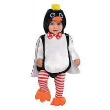infant costume waddles the penguin baby infant costume baby 12 24 walmart