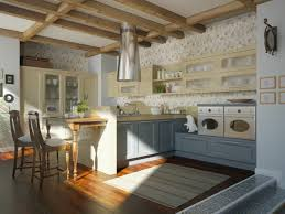 kitchen home kitchen decoration with tropical style interior
