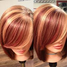 natural red hair with highlights and lowlights blonde highlights in red hair natural red hair with blonde