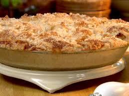 crunch top apple pie recipe paula deen food network