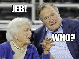 Meme Generator Everywhere - poor jeb he s slipping from consciousness everywhere imgflip