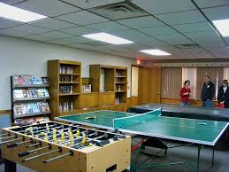 game room in the missile alert facility raymond cunningham flickr