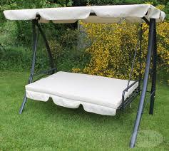3 Seater Garden Swing Chair 30 Swing Hammock Bed Double Hammock Tree 2 People Person Patio