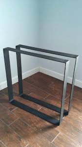 Metal Folding Table Legs Diy Table Legs Rroom Me