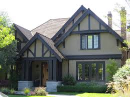 Tudor Home Designs Idea For Outside House Colors Charming Home Design