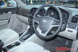 india launch price rs 23 49 lakh for 2013 chevrolet captiva 5 2 suv