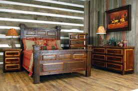 rustic bedroom paint ideas neutral orange window treatment black