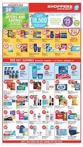 Shoppers Rug Mart Shoppers Drug Mart On Flyer January 17 To 23 Canada