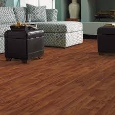 Mohawk Laminate Flooring Home Depot Shop Allen Roth 7 48 In W X 3 93 Ft L Warmed Walnut Smooth