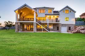 Farmhouse by The Modern American Farmhouse E Builders U2013 Utah Home Builder