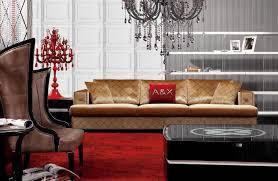 Fabric Sofa Set A U0026x Ax003 Transitional Velvet Fabric Sofa Set