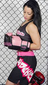 lotta in gabbia sidekick womens mma shorts pink grappling board
