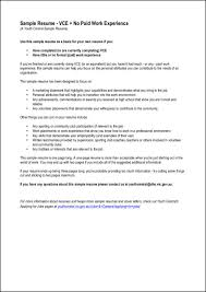 What To Put On Your Resume How To Write A Resume With No Work Experience Example How To
