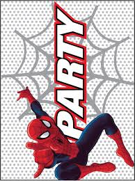 17 images spiderman party spider man