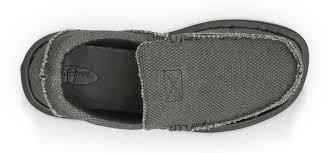 sanuk sandals chiba flip flop summer slip on sidewalk