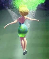 rosetta charming mannered garden fairy residing