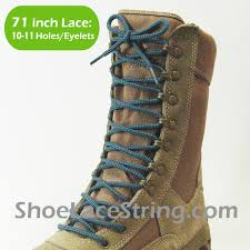 s boots with laces gray light blue 71in work combat boots laces 1pair shoe