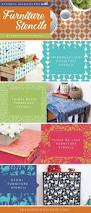 477 best stenciled and painted furniture images on pinterest