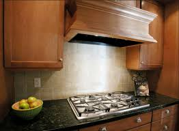 Cooktop Vent Hoods Kitchen Designs That Use Wood
