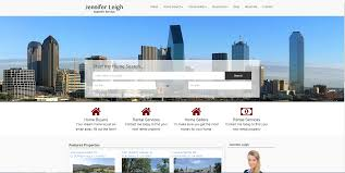 Real Estate Responsive Website Templates by Real Estate Website Templates