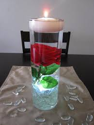 candle centerpieces 10 and easy s day candle centerpieces