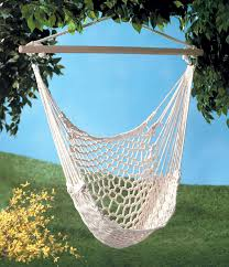 Knotted Hammock Chair Hanging Hammock Chair U2014 Nealasher Chair Relax In Your