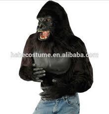 Gorilla Halloween Costume Gorilla Shirt Gorilla Ape Animal Monkey Torso Gorilla