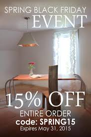 furniture sale on black friday spring black friday sale event coupon discount promo code
