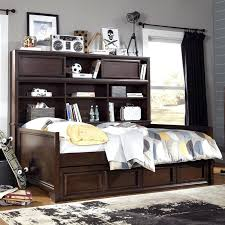 Black Daybed With Trundle Daybed With Bookcase And Trundle Daybed With Shelves And Drawers