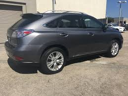 lexus rx 450h in california for sale used cars on buysellsearch