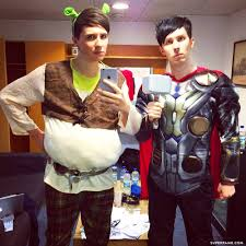 here u0027s what 82 youtubers u0026 viners looked like on halloween