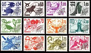 paleophilatelie eu paleontology stamps of france