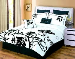 Pink Black U0026 White Teen by Bedroom Picturesque Perfect Black And White Bedding Walmart Gray