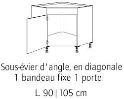 meuble pour evier cuisine meuble d angle pour cuisine best cuisine indogate evier de meuble