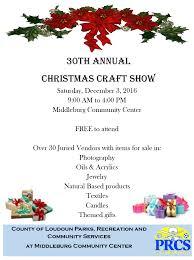 christmas in middleburg u0026 mcc craft fair u2014 middleburg community center
