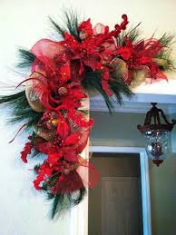 Pinterest Decorating Christmas Wreaths by 358 Best Christmas Doors Wreaths U0026 Balls Images On Pinterest