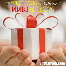 tying gift bows 5 gift bow tutorials tie a bow gift