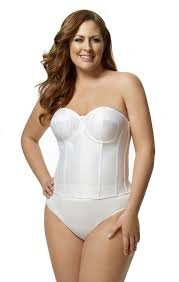Lingerie For Brides Longline Bras For Brides To Wear Under Your Wedding Gown