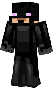 Minecraft Enderman Halloween Costume Jesse Enderman Costume Minecraft Story Mode Nova Skin