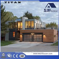 well designed luxury prefabricated house view luxury