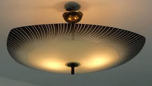 1950s ceiling light fixtures mid century flying saucer ceiling l 1950s for sale at pamono