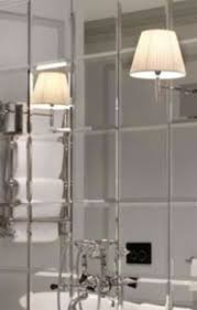 mirror tiles for bathroom walls impressive mirror tiles for wall modern house 30 x bevelled silver