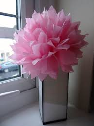 how to make a tissue paper flower peony style thestitchsharer