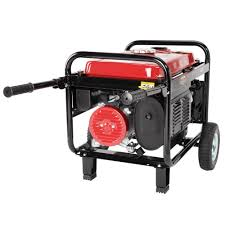 durostar ds4400 4 400 watt gas powered portable generator with