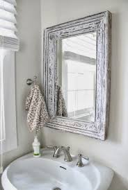 bathroom bewitching bright bathroom mirror ideas on simple wall