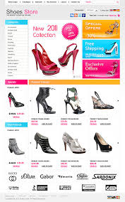 shoes virtuemart template 1145 quick start joomla virtuemart 1 1