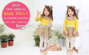 rose pattern hand knitted wool sweaters of baby baby winter