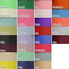wholesale ribbon supply grosgrain ribbon wholesale or by the yard