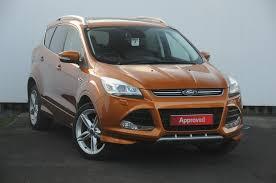 used ford kuga titanium x sport for sale motors co uk